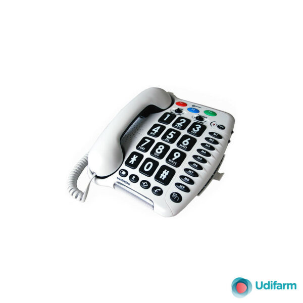 Telefono amplificato +50 dB