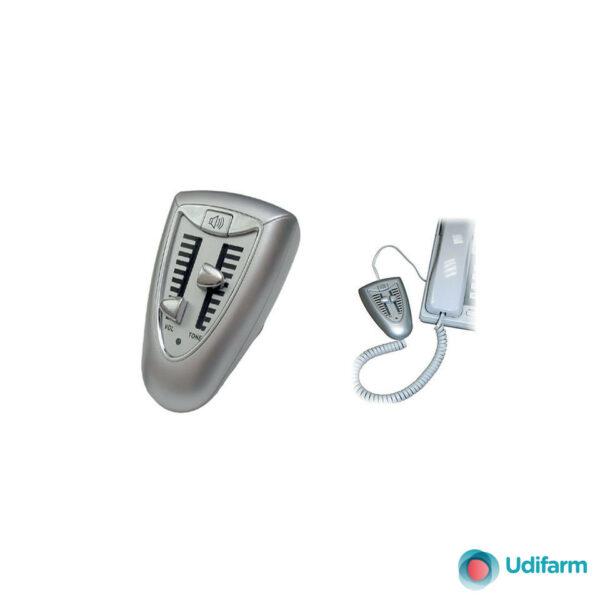 Amplificatore di cornetta telefonica +40dB