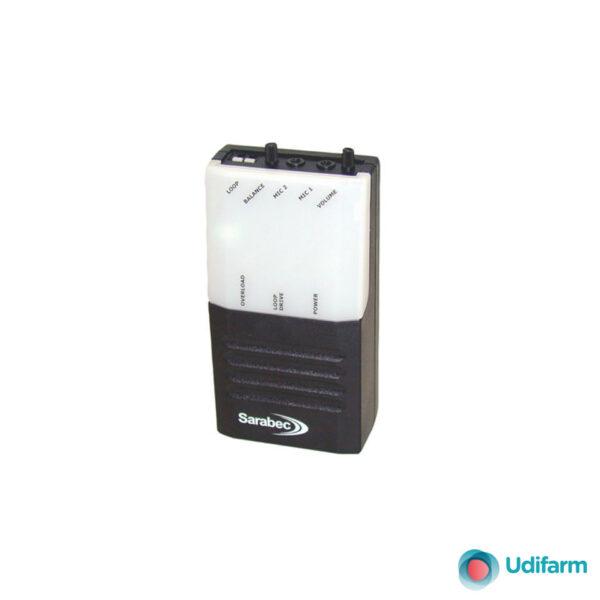 Amplificatore ad induzione magnetica per 15 metri quadrati modello LA-60