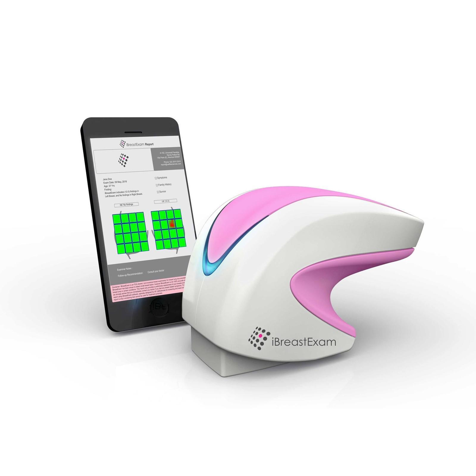iBreast Exam analisi cancro seno tumore